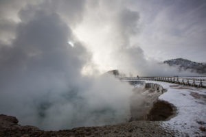 Excelsor Geyser, Yellowstone National Park