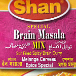 Brain Masala Mix. Cooking does not destroy prions and won't stop kuru!