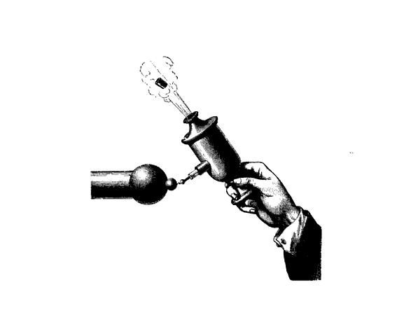 Volta's Pistol, image in the public domain